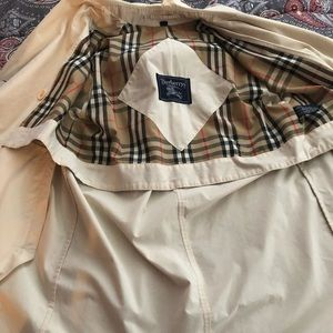 Burberry Jackets & Coats - Burberry (Vintage) Trench Style  Raincoat.